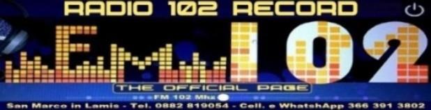 radio 102 record